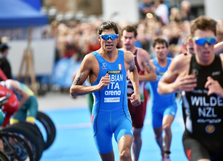 L'energia di Bioton per la rincorsa di Fabian alla terza Olimpiade